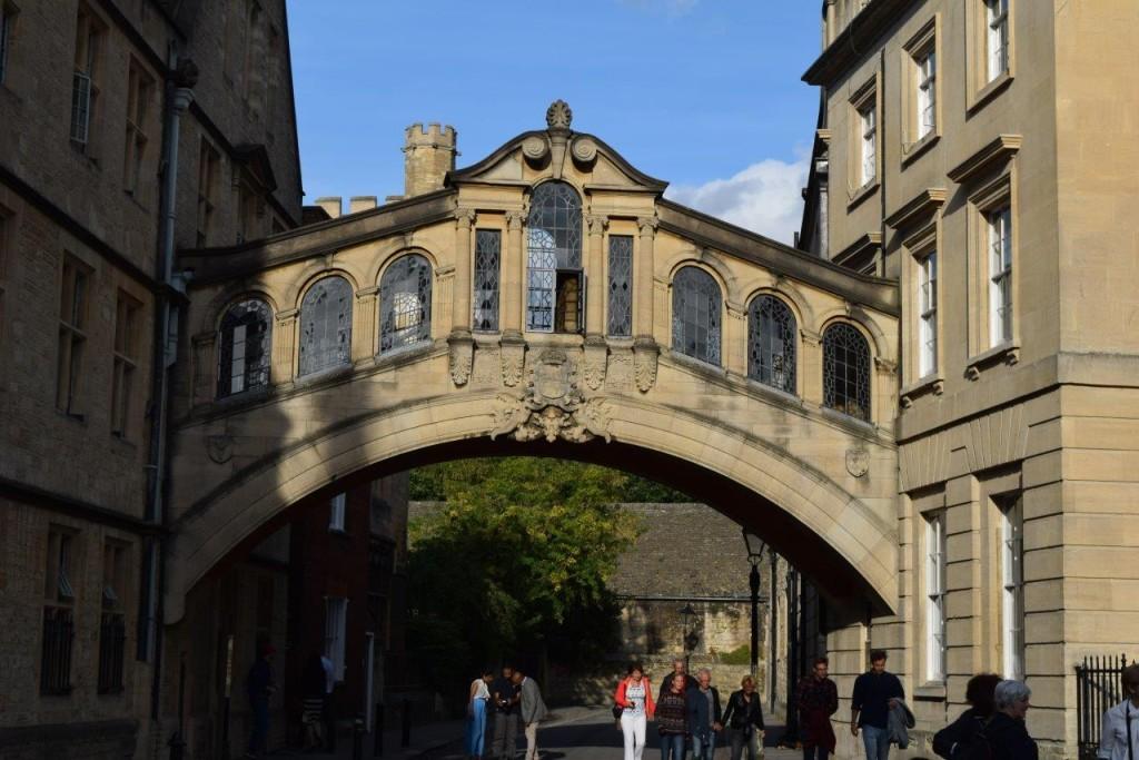 Pretty Oxford