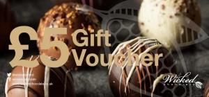 Wicked gift voucher