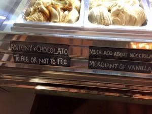shakespeare gelato names 4