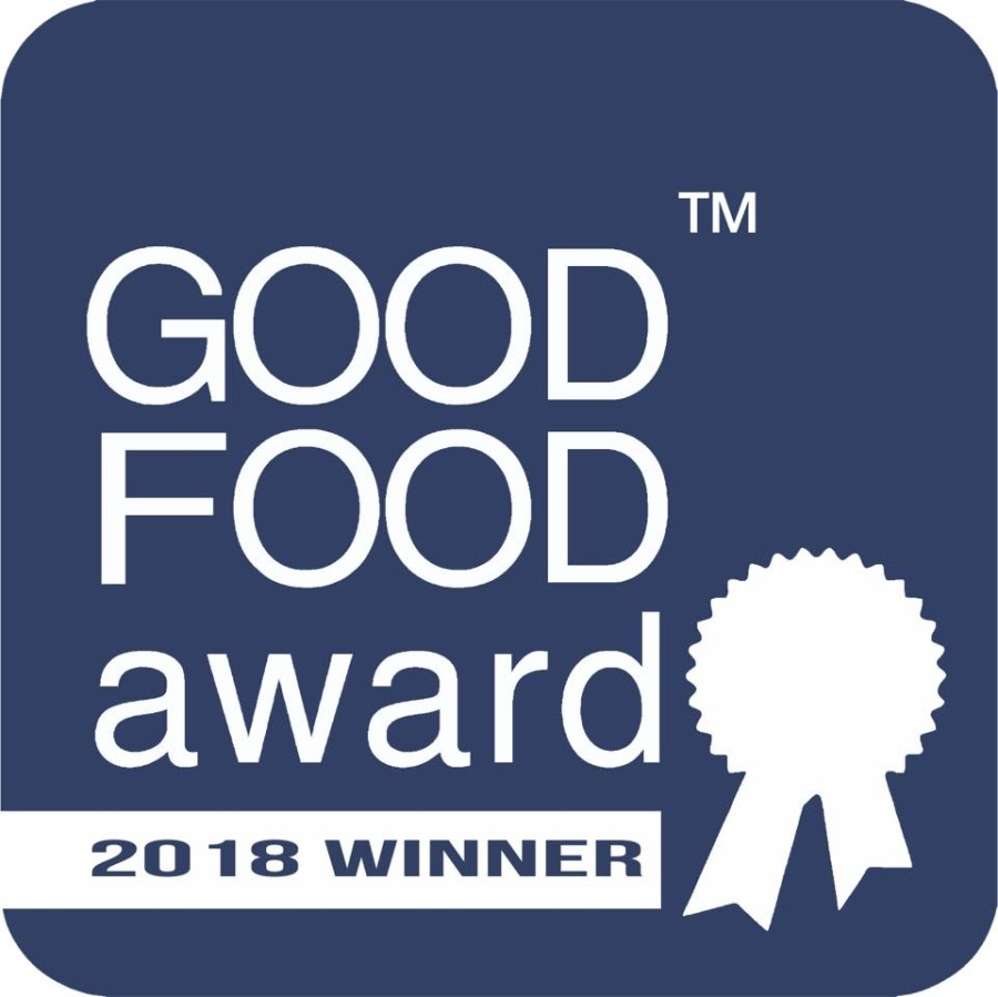 Good Food Award – Second Year in a Row