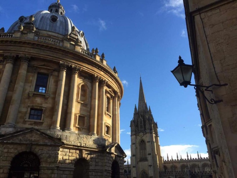 My Oxford Travel