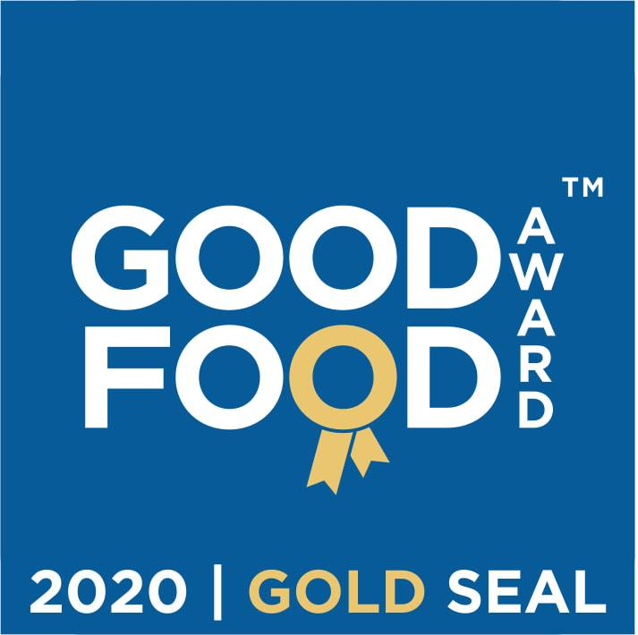 Good Food Award – Gold Seal for 2020